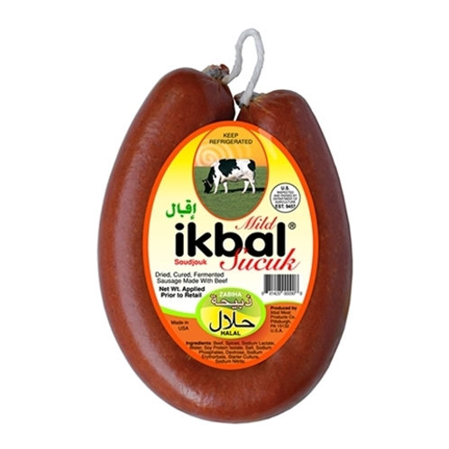 Beef Soudjouk (sucuk) Ikbal Mild