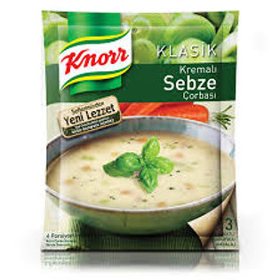 Knorr Cream of Vegetables Soup 68 g