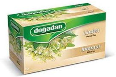 Dogadan Linden-Ihlamur Tea (20 Bags)