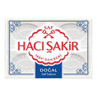 Haci Sakir Dogal Saf Sabun, 600 g