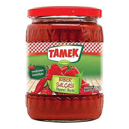 Tamek Traditional Paste (Hot Pepper Paste) 540 gr