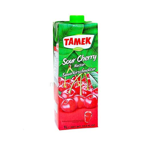 Tamek Sour Cherry Juice, Visne Suyu, 1 LT
