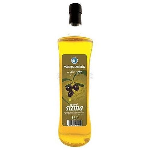 Marmarabirlik Naturel Sizma, Extra Virgin Olive Oil (1000 ml - 33.8 fl oz)