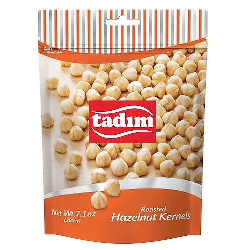 Tadim Roasted Hazelnut Kernels, 7.1 oz