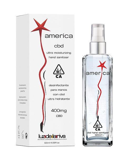 """America"" Everyday Sexy CBD Hand Sanitizer"