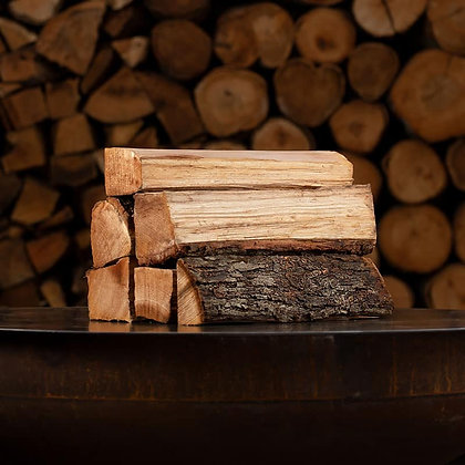 1/8 Cord of Hickory