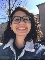 Zenia Valdiviezo, Undergraduate Research Assistant