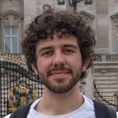 Daniel Gomez, Postdoctoral Researcher