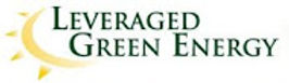 Leveraged Green Energy Logo
