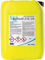 KENOCID 210 1-4 высококонцентрированное дезинфицирующее средство