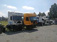 Запчасти для грузовиков б/у