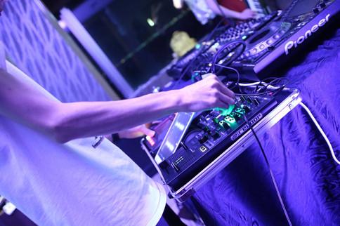 DJ Live@ツナミラ