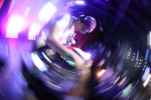 DJ Live@リビボカ