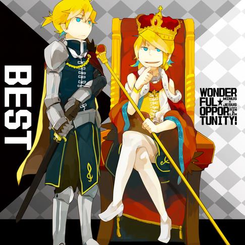 KING&KNIGHT-ワンオポBESTVOL.01
