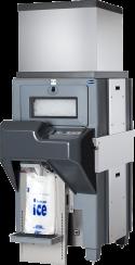IcePro Semi-Automatic Ice Bagging Bin