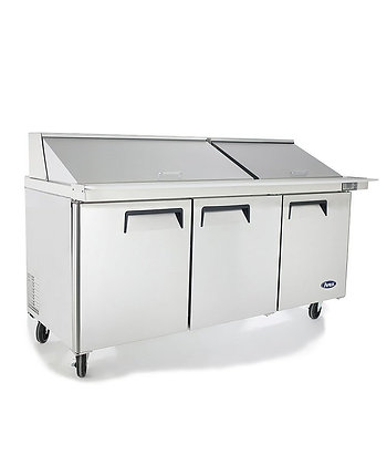 MSF8308 72″ Mega Top Sandwich Prep Table