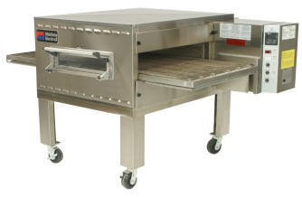 PS540 Gas Value Line Conveyor Ovens