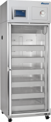 Full Size Single Door Blood Bank Refrigerator - 24.6 cu ft capacity