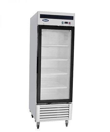 MCF8701 Bottom Mount (1) One Glass Door Freezer