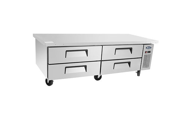 MGF8454 76″ EXTENDED TOP CHEF BASE
