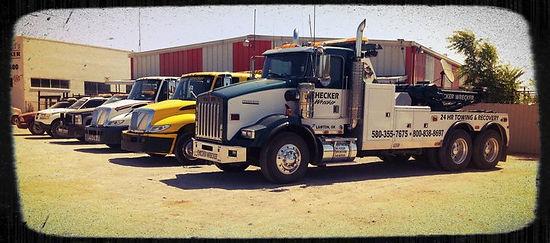 Checker Wrecker Towing Service