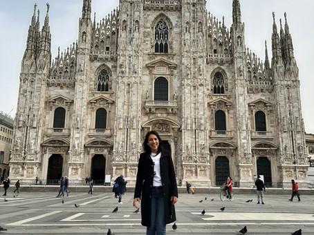 Como eu cheguei na Itália