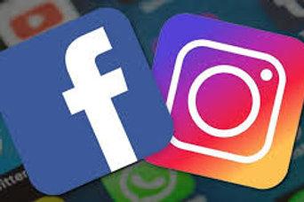 Criação de conta business facebook + Instagram