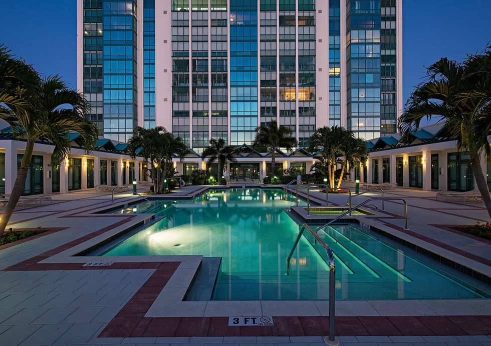 Night Pool 2
