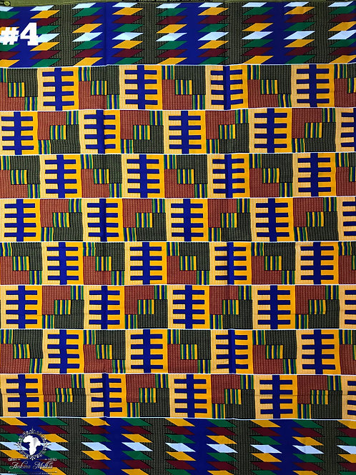 Blue Cross Kente KEN004