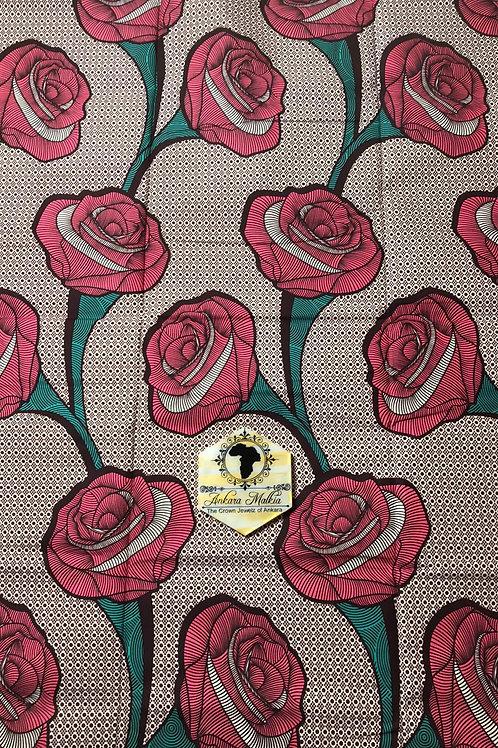 Pink Stem Roses MEF045