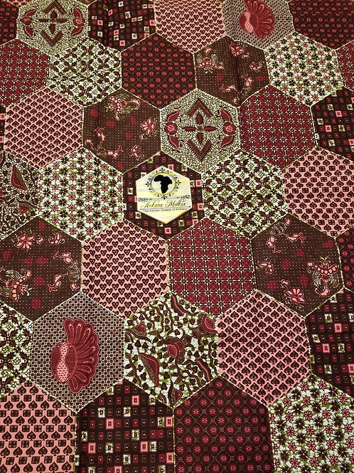 """Pink """"Perfect"""" Patchwork 001"""