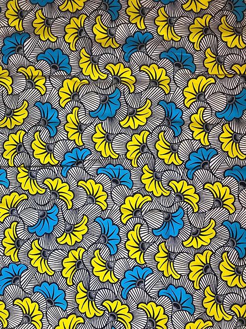 Petals Blue & Yellow PTL003
