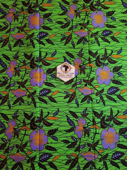 Green Vine Floral MEF056