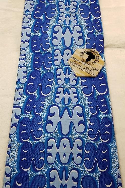 Blue Tribal Ultimate Class Ankara PRE0071