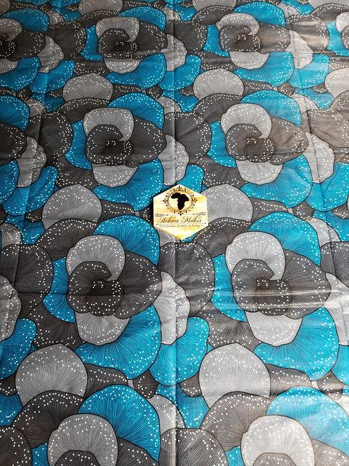 Blue & Grey Roses MEF016
