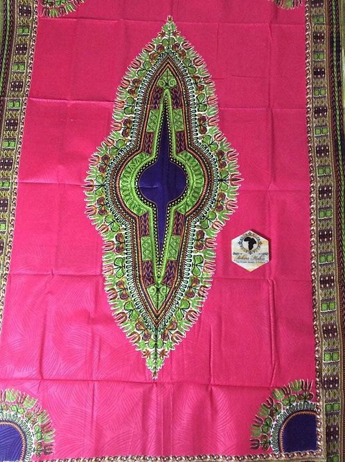Pink & Purple Dashiki DAS015