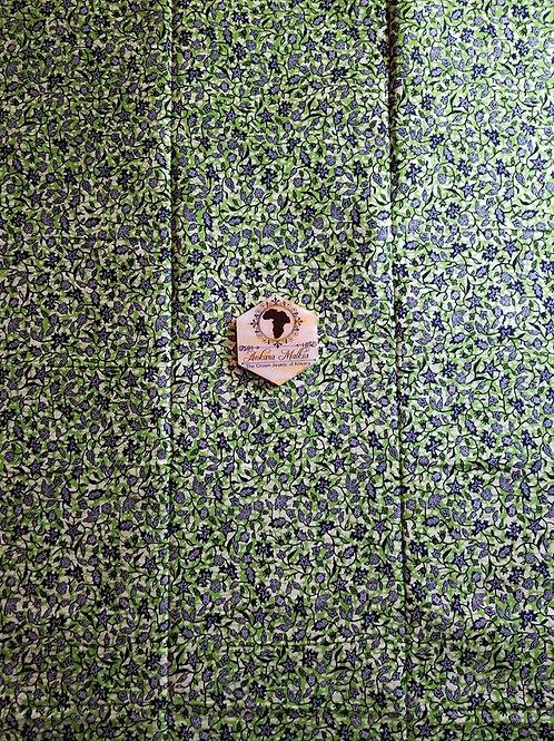 Green Petite Floral MEF052