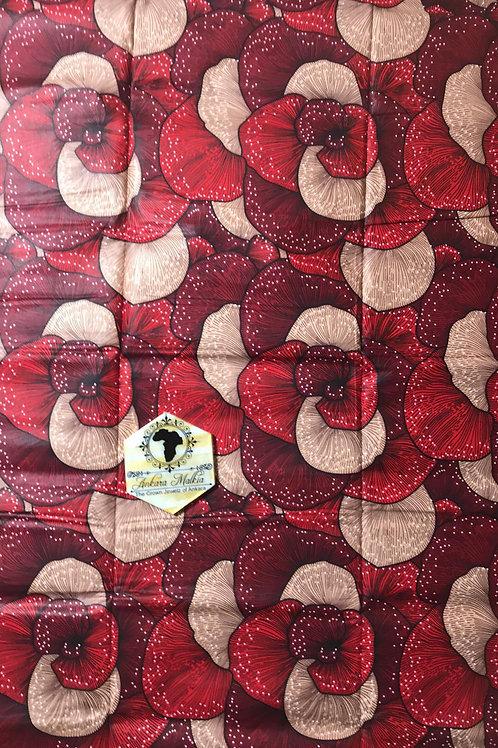 Red & Beige Roses MEF015