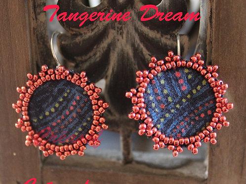 Boucles d'oreille Tangerine Dream