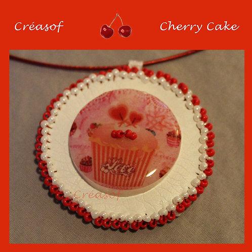 Collier Cherry Cake