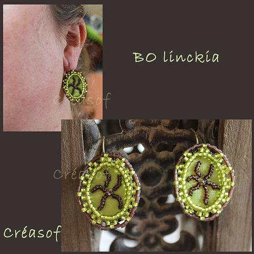 Boucles d'Oreille Linckia