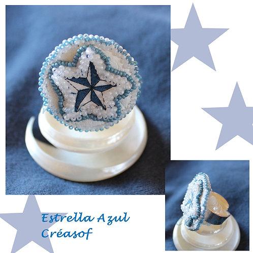 Bague Estrella Azul