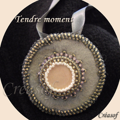 "Collier ""Tendre moment"""