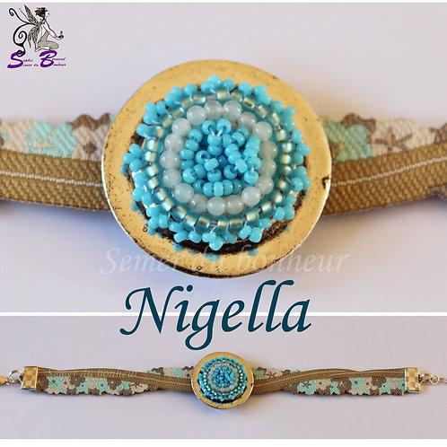 "Bracelet ""Nigella"""
