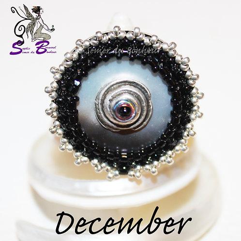 """Bague """"December"""""""