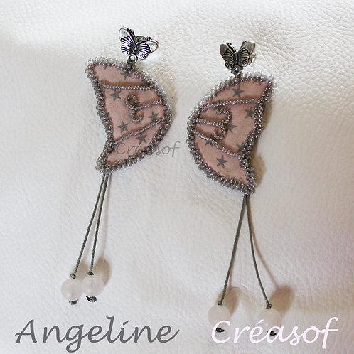 """Boucles d'oreille """"Angeline"""""""