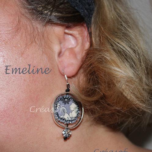 Boucles d'Oreille Emeline