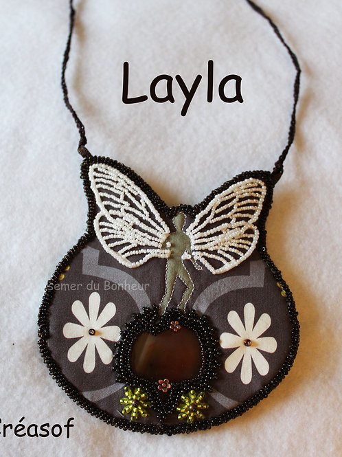 Sautoir Layla