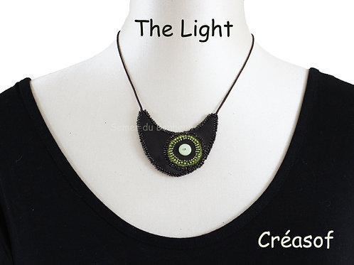 "Collier ""The light"""