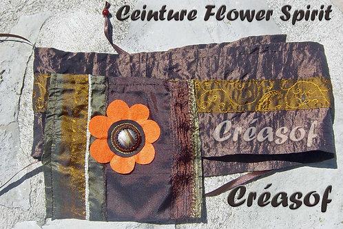 Ceinture Flower Spirit